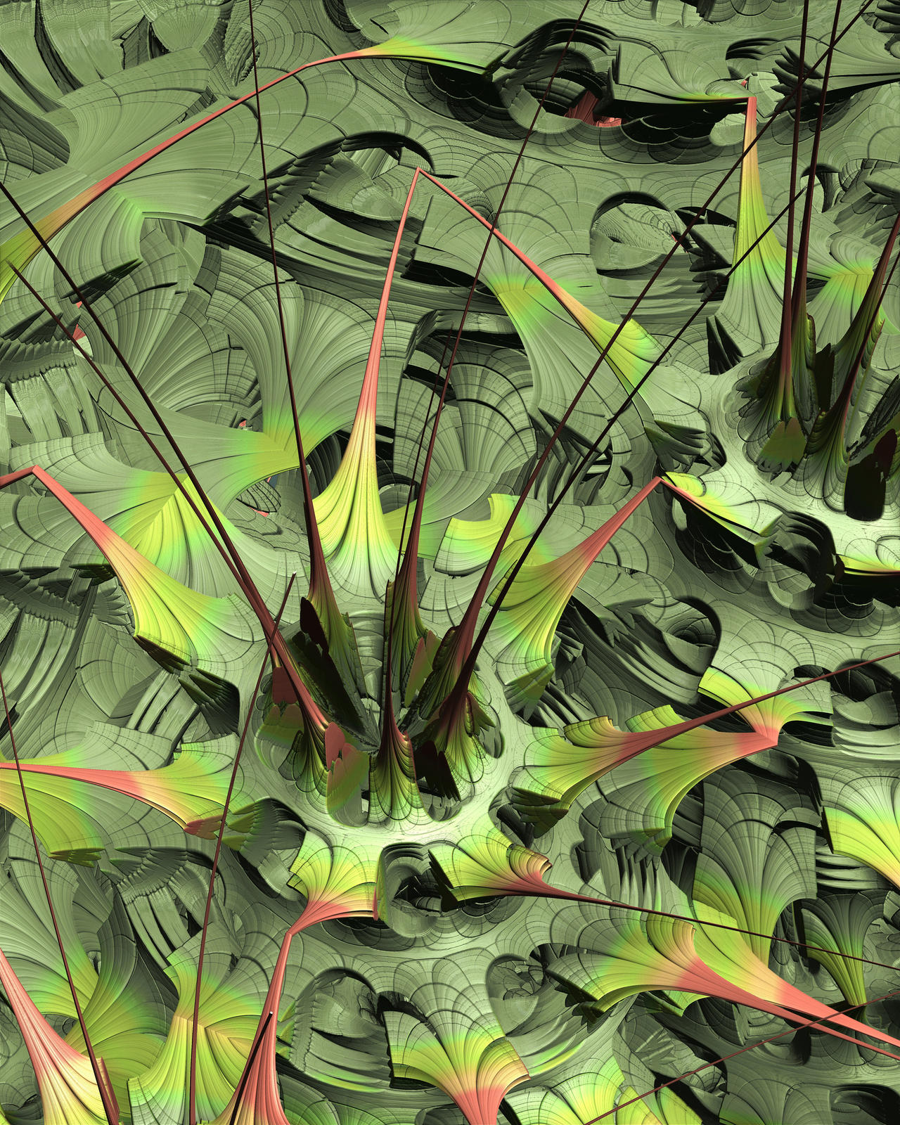 Siebenbluetler by Bramvan