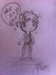Chibi Jean by JeanIsaHorse