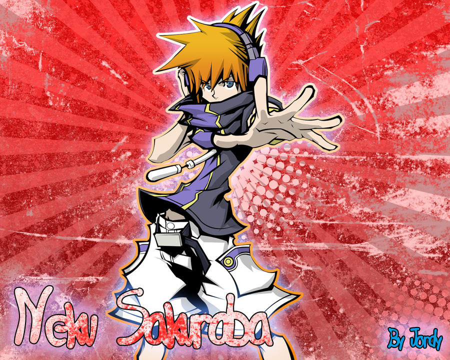 Fondos ^^ Neku_Sakuraba_Wallpaper_by_JordyRCC