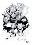 Chaos Dwarf Immortal (2013)