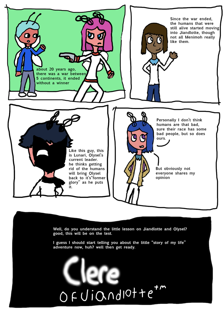 Clere: page 2 by awsomon