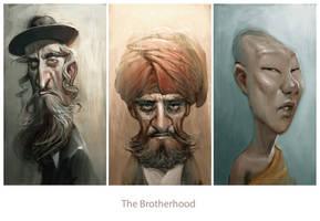 The Brotherhood by Bpacker