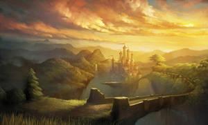 The Castle by Bpacker