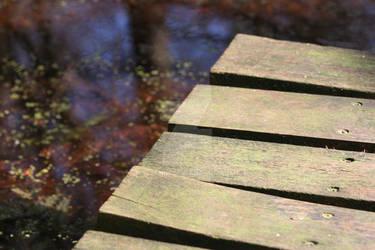 wodden plank