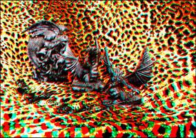dragons by lyenia
