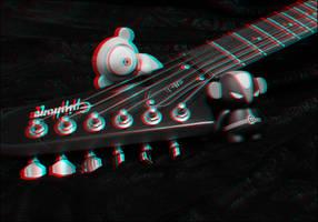 guitar by lyenia
