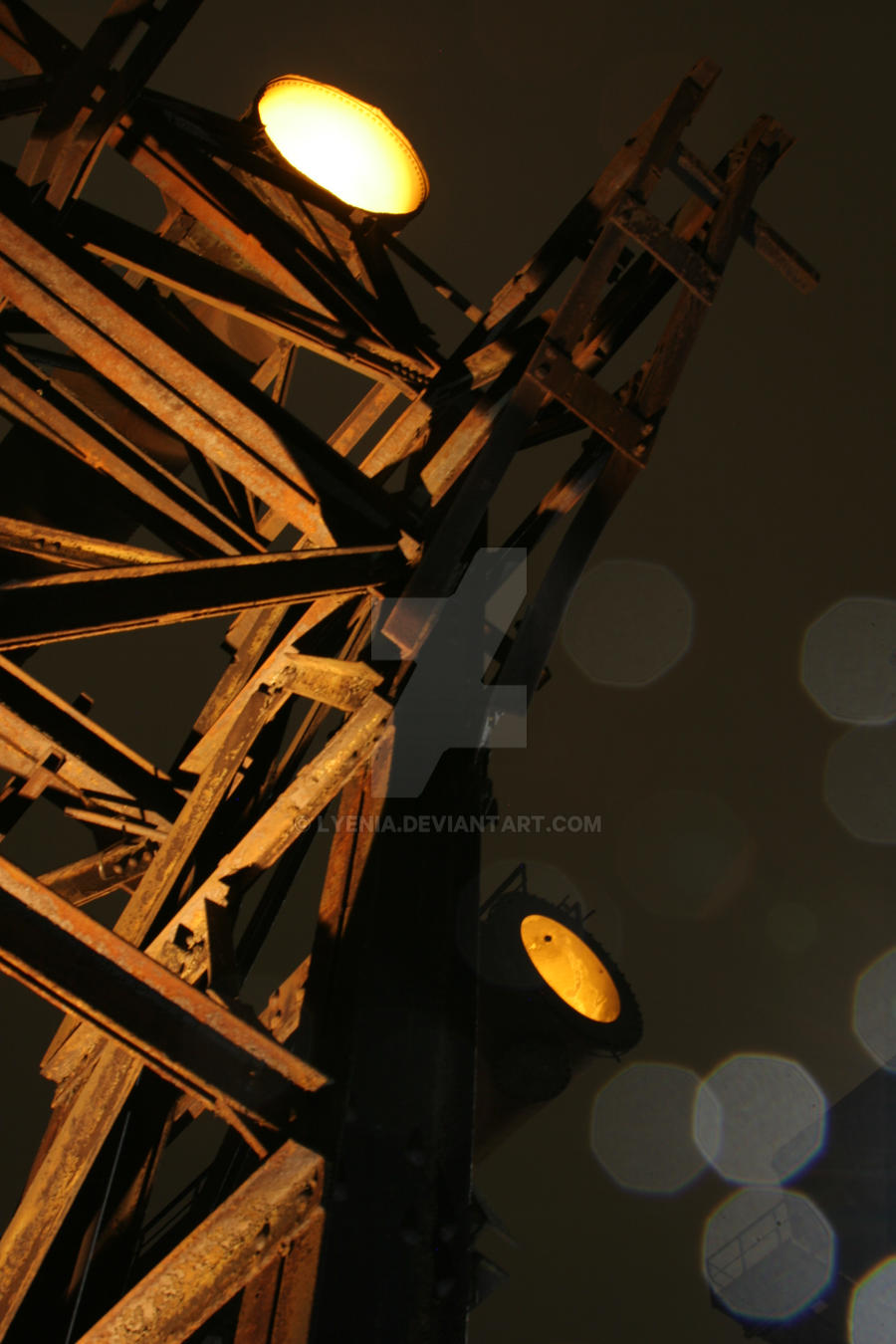 carbon steel by lyenia
