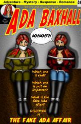Ada Baxhall 12 by DesolationAngel26