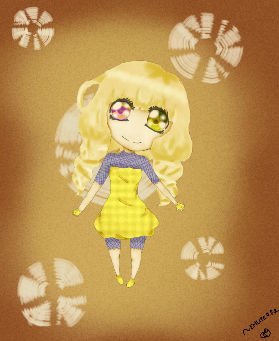 Chibi-chan by emute777