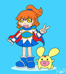 Arle and Carbuncle