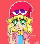 Amitie (Anime Style)