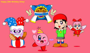 Happy 28th Birthday Kirby!