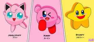 Nintendo's Little Cuties