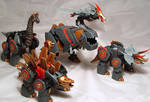 Animated Dinobots by Spurt-Reynolds