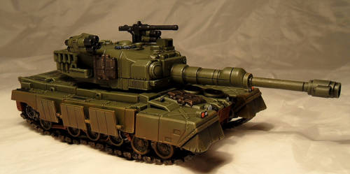 Bludgeon tank mode by Spurt-Reynolds