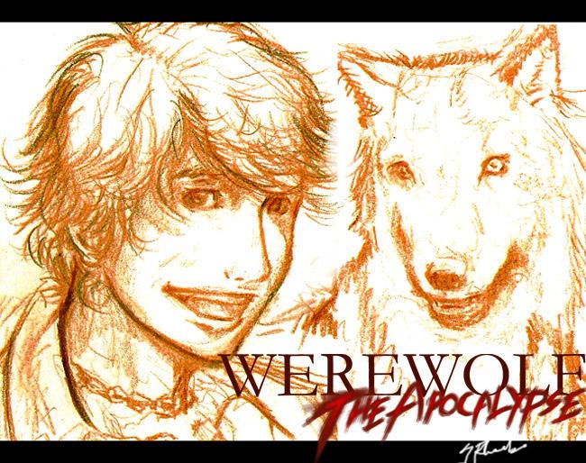 Werewolf--Hayden by Sable-sama
