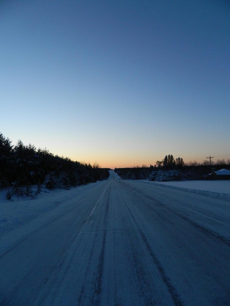 The West Road by NickleKing