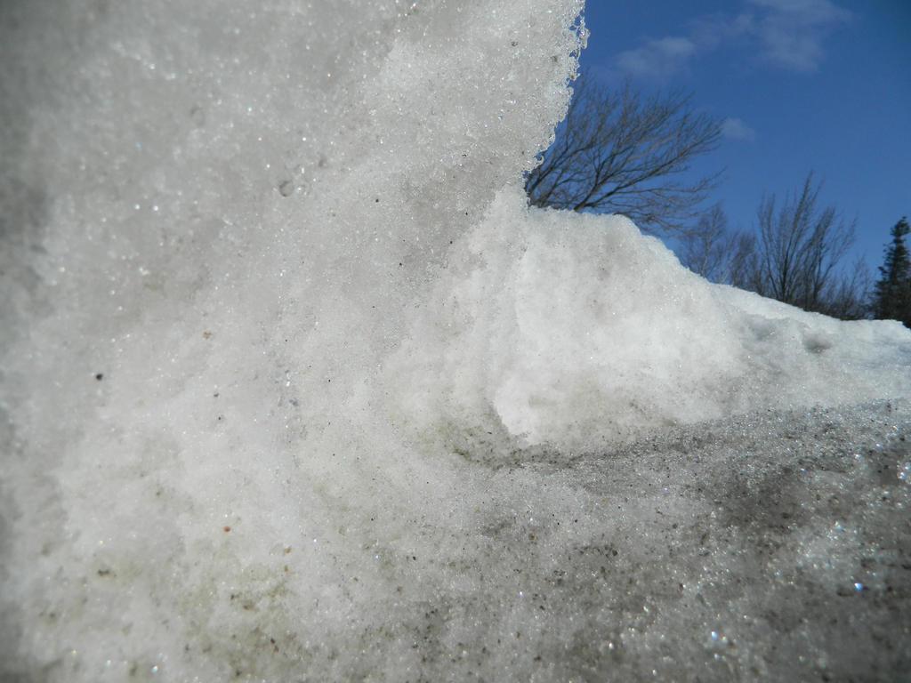 Frozen Wave of Winter's Exit by NickleKing