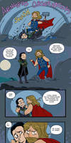 Avengers Observations: Loki and Thor
