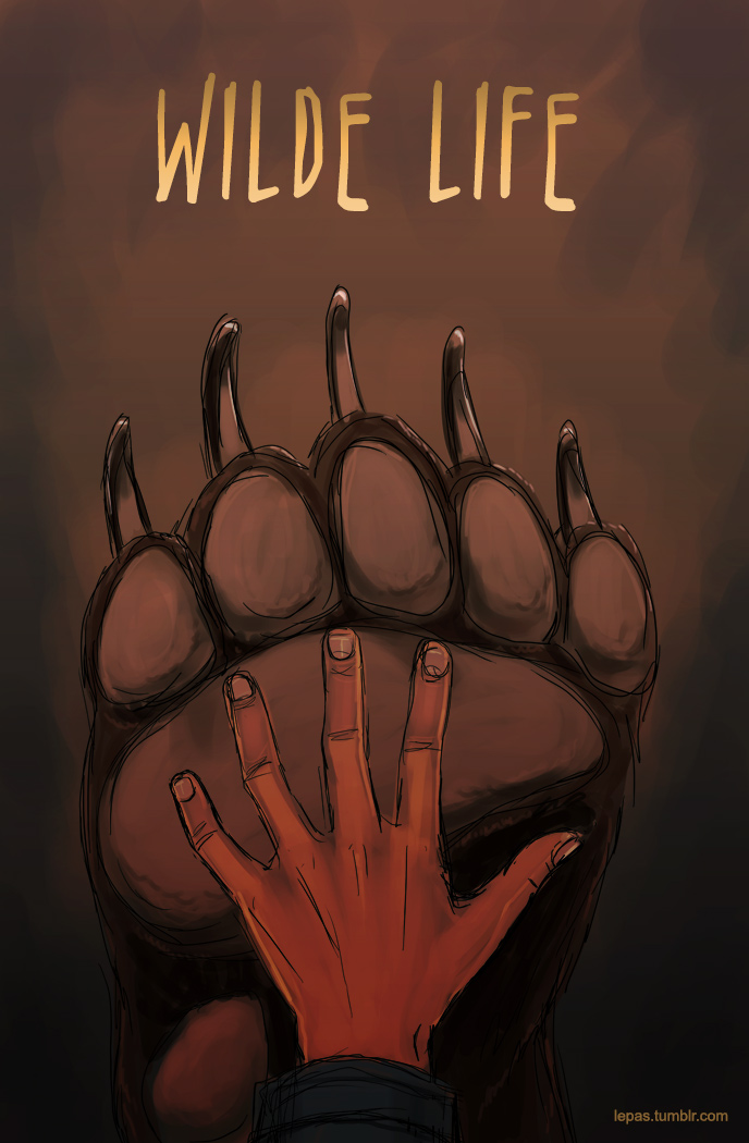 Wilde Life - Bear Paw by Lepas