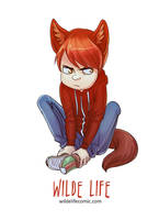Wilde Life - Angry Like the Wolf by Lepas