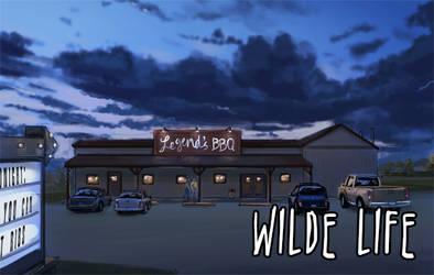 Wilde Life - 444 by Lepas