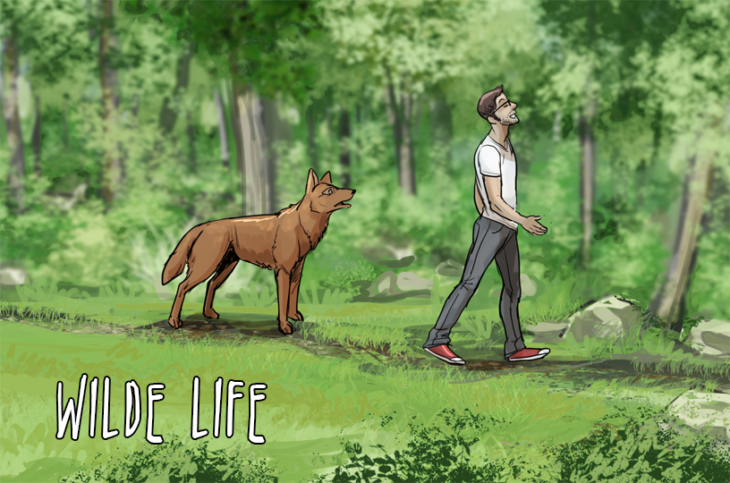Wilde Life - 470 by Lepas