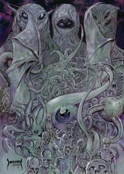 Elder Gods by Dubisch