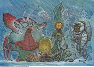 SpongeBob StrangePants