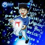 Rise of the Birthday Boy by CosmicNerdBoy