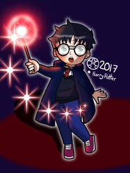 Harry Potter, 1st Grade Wizard