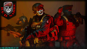[SFM] Alpha Team RED SABRE