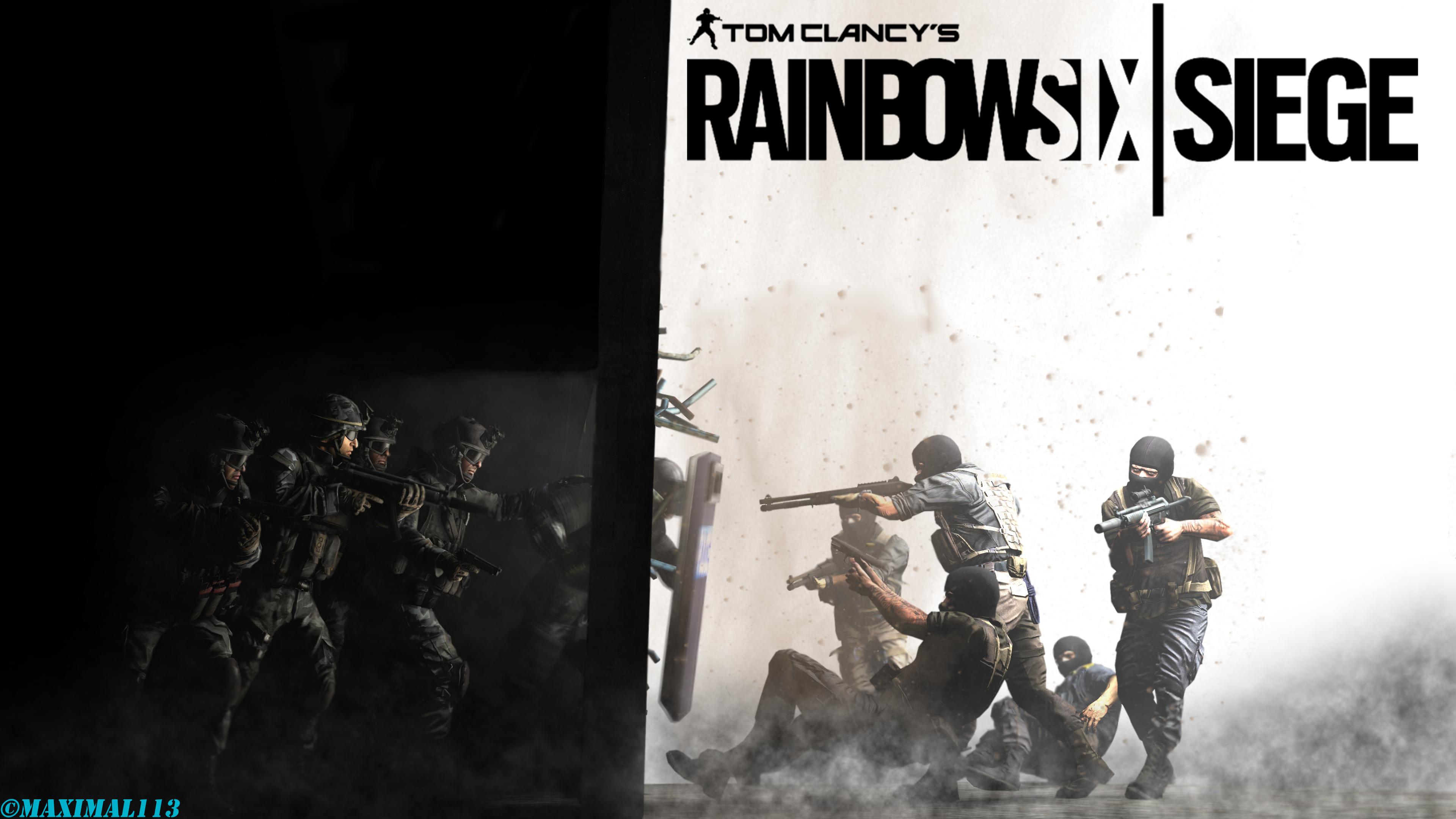 [SFM] Rainbow Six Siege