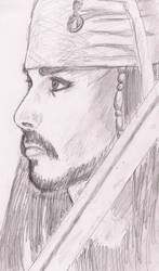Jack Sparrow 2 by flyingfault