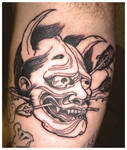 Hannya_In progress