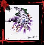 BatSkull__Against__The Roach