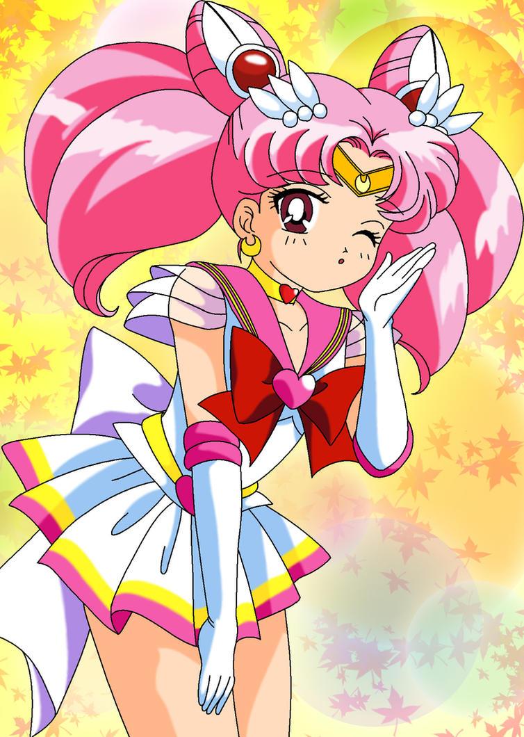 Sailor Chibi Moon By Alleeya On Deviantart