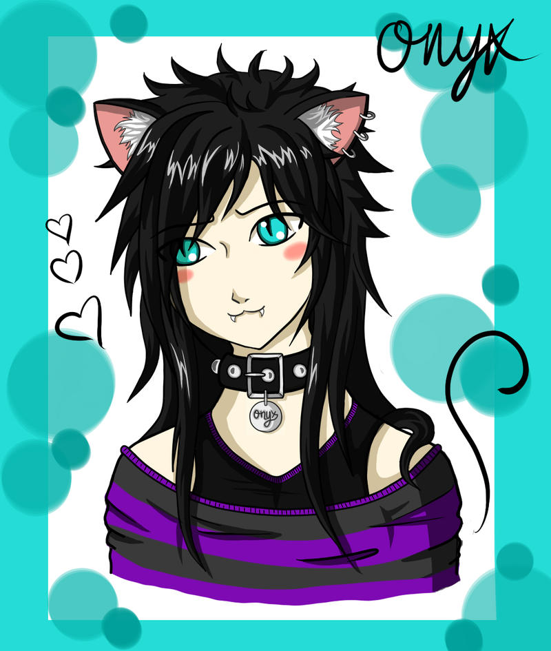 Attempted Anime Style Onyx by XxAlexNightfirexX