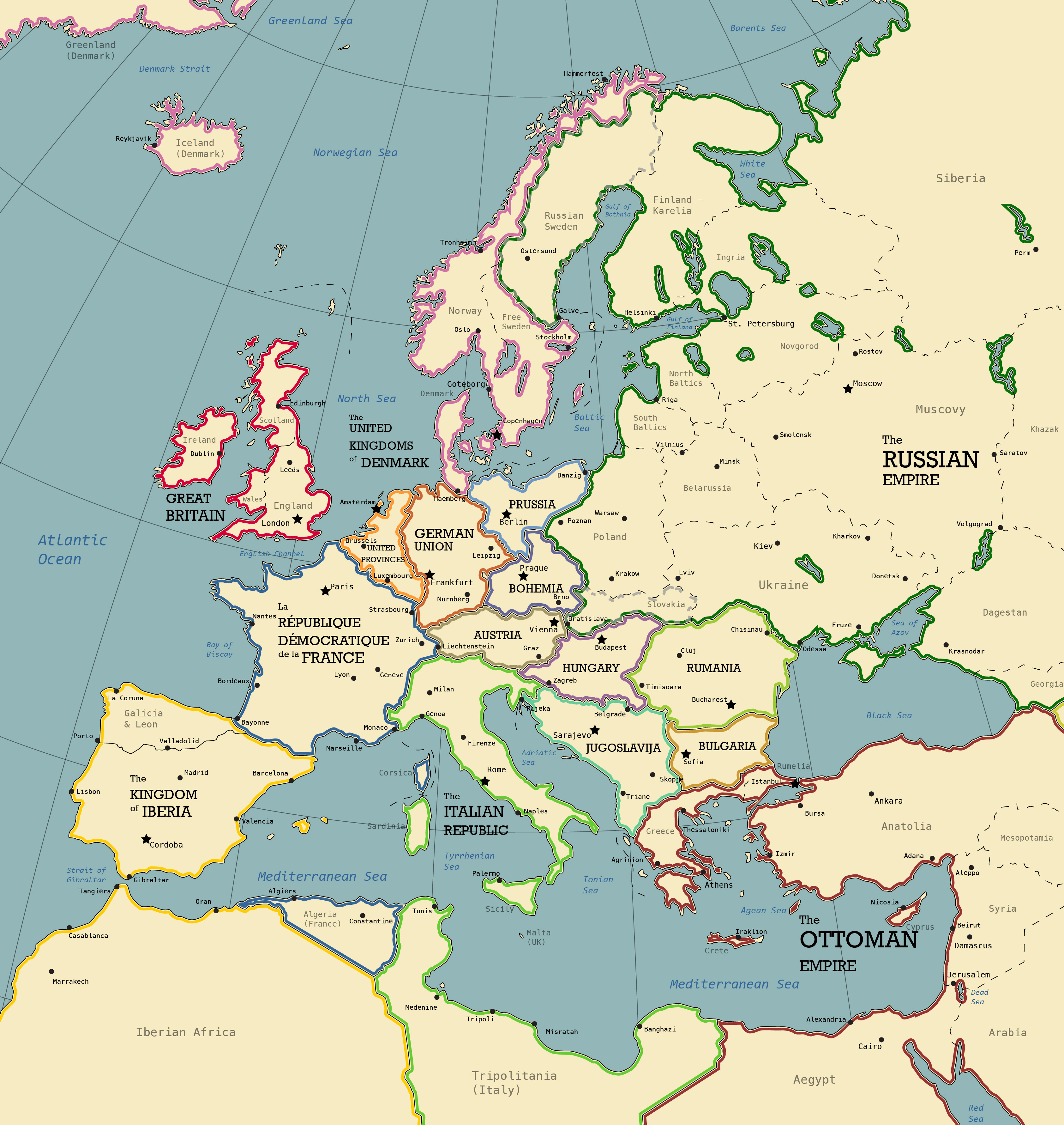 The european continent in the year 1928 ad by spartan 127 on the european continent in the year 1928 ad by spartan 127 gumiabroncs Image collections