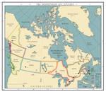 The Dominion of Canada, ca. 1930 (WIP)
