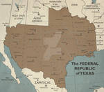 Federal Republic Of Texas