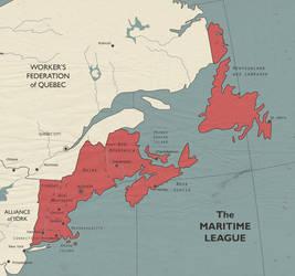 The Maritime League by SPARTAN-127