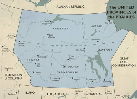 The United Provinces of the Prairies