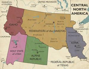 Central North America