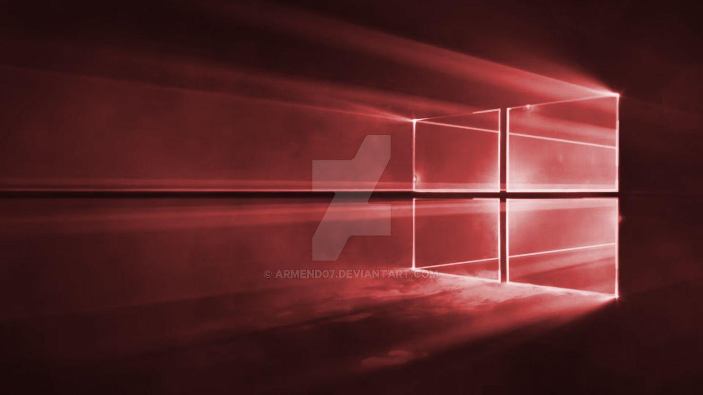 Windows 10 New Hero Desktop Official Wallpaper By Armend07