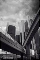 Metro Detroit by DropKickLippy