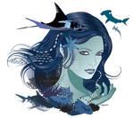 The Goddess of the Sea