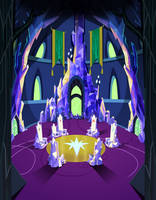 Thrones of Friendship by BlueThunder66