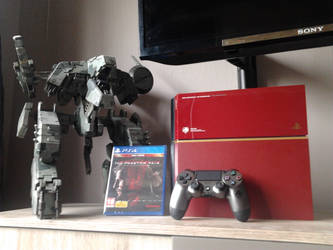 limited edition metal gear solid 5 ps4