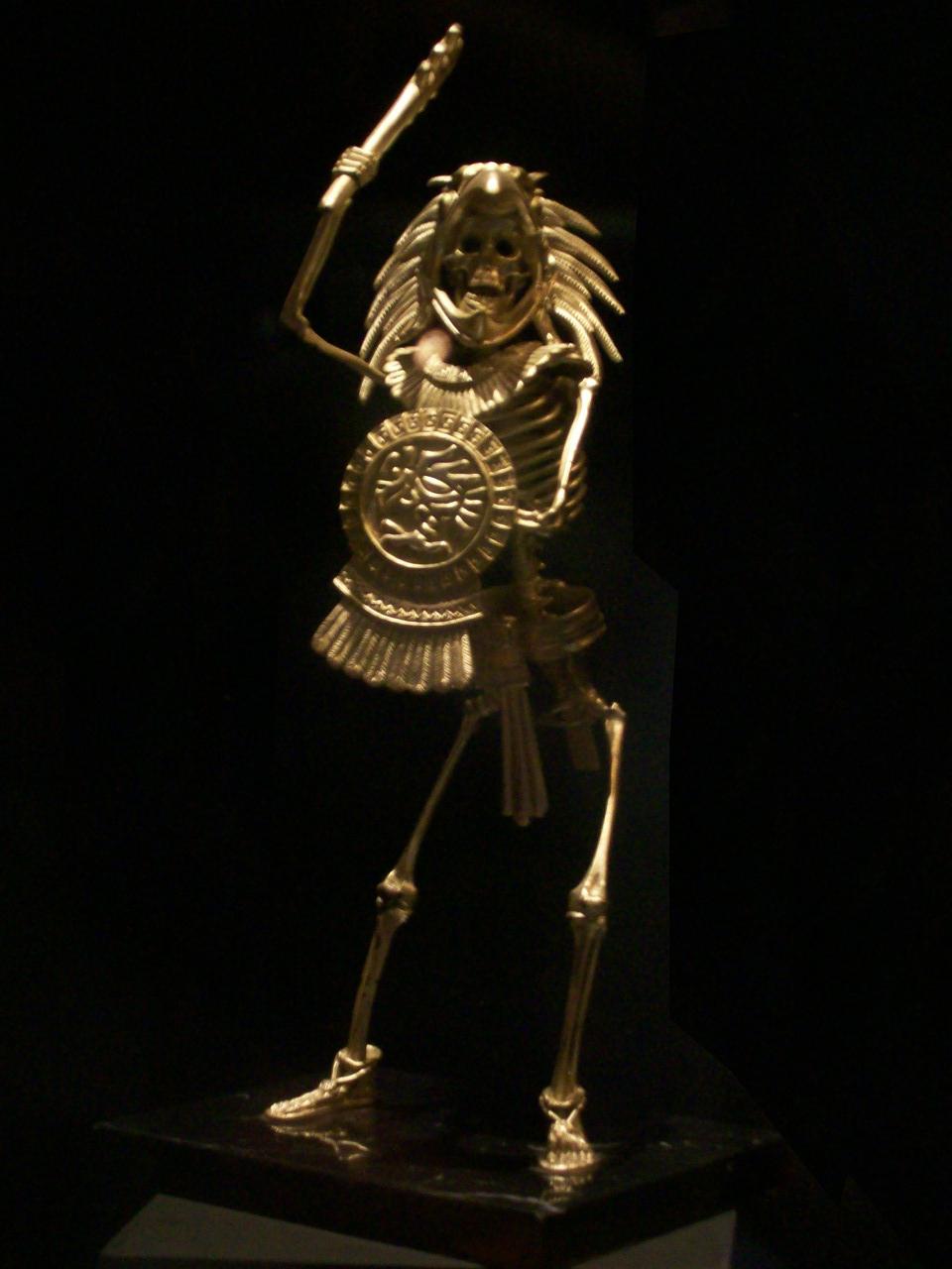 aztec spirit by Ivan-Caballero-DI